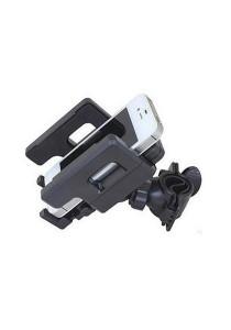 Handphone Mobile Holder Universal Plastic Portable (Black)