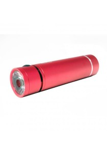 Bicycle USB Charging Torch Light Speaker Music Player MP3 Mountain Bike road RB (Red)