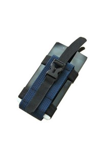 Sport Outdoors Arm Wrist Band Phone Holder (Black)
