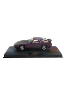 HighSpeed Porsche 928 S4 Coupe 1986 Die-cast car 1:43 Car (Purple)