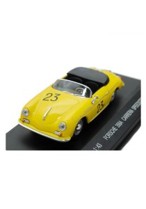 HighSpeed Porsche 356A Carrera Speedster 1955 23F Car Die-cast car 1:43 Car (YELLOW)