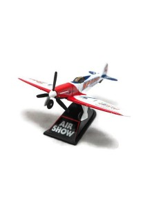 Home Toys 4 Die-cast Air Show Fighter Aircraft Plane Aeroplane Model Force (White)