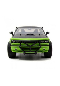 Jada Fast & Furious 1:24 Letty's Dodge Challenger SRT8 Car Model Collection (Green)