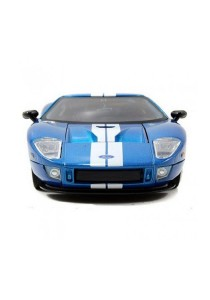 Jada Fast & Furious 1:24 Ford GT Car Model Collection (Blue)