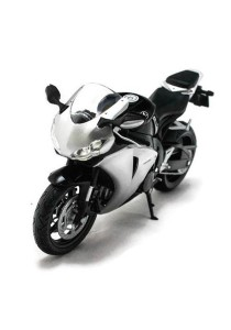 Joy City 1:12 Honda CBR 1000RR Motorcycle Blue Die-cast Model Collection (Black)