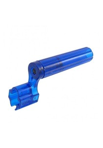 Guitar String Winder Puller Bridge Pin Remover (Blue)