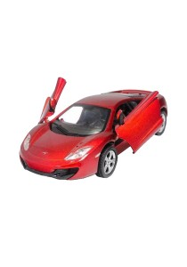 NewRay 1:32 Die-cast McLaren MP4-12C Car Red Color Model Collection New Gift