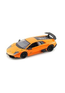 RMZ CITY Die-cast 1:36 Lamborghini Murcielago Car (Orange)
