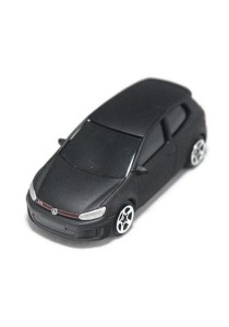 RMZ City 1:64 Die-cast Car Volkswagen Golf GTI (Metallic Black)