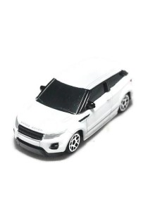 RMZ City 1:64 Die-cast Car Range Rover Evoque (White)
