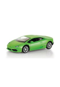 Rmz City Die-cast 1:32 Lamborghini Huracan Lp 610-4 Car (Green)