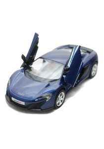 RMZ City Die-cast 1:32 McLaren 650s Car (Blue)
