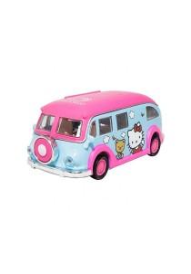 Sanrio Hello Kitty Die-Cast 5 inch Mini Van Model - Blue