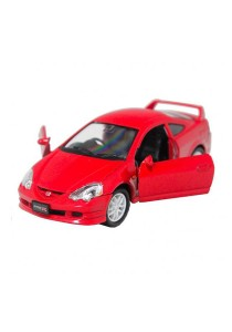 Welly 1:34-1:39 Die-Cast Honda Integra Type R Car Red Model Collection