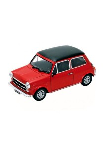 Welly 1:34-1:39 DIE-CAST Mini Cooper 1300 Car Red Color Model Collection