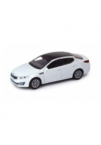 Welly 1:34-1:39 Die-cast Kia Optima K5 Car Model Collection (White)
