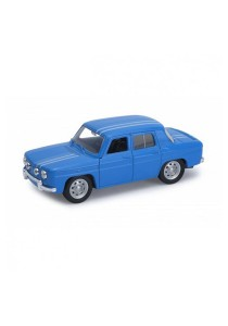 Welly 1:34-1:39 Renault R8 Gordini Die-cast 1964 Car Model Collection (Blue)
