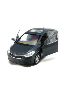 Welly 1:34-1:39 Kia Cerato Die-cast Car Model Collection (Grey)