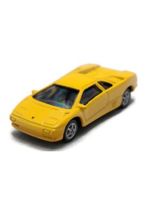 Welly 1:60 Lamborghini Diablo Die-cast Car Model Collection (Yellow)