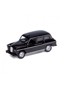 Welly 1:60 Austin Fx4 London Taxi Die-cast Car Model Collection (Black)
