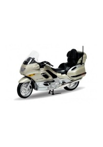 Welly 1:18 BMW K1200 LT Motorcycle Die-cast Model Collection (Gold)