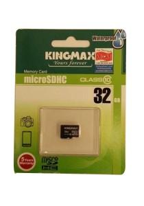 KINGMAX 32GB Micro SD card Class 10