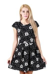 KM Lovely Lady Floral Dress