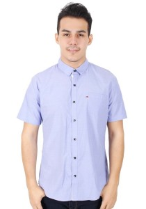 KM Elegant Men Short Sleeve Shirt