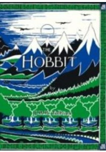 Hobbit -- Hardback (80th anniv) ( by Tolkien, J. R. R. ) [9780007440832]