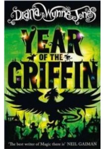 Year of the Griffin ( by Jones, Diana Wynne ) [9780007507603]