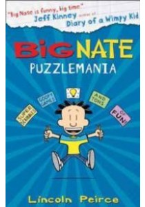 Big Nate: Puzzlemania (Big Nate) ( by Peirce, Lincoln ) [9780008113407]