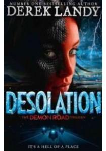 Desolation ( Demon Road 2 ) -- Paperback ( by Landy, Derek ) [9780008156992]