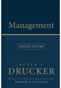 Management (Revised) ( by Drucker, Peter Ferdinand/ Maciariello, Joseph A. ) [9780061252662]