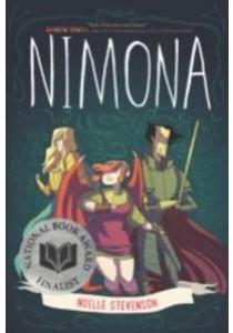 Nimona ( by Stevenson, Noelle ) [9780062278227]