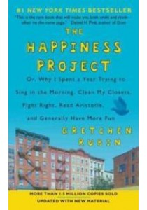 The Happiness Project (OME A-FORMAT) (Revised ed.) ( by Rubin, Gretchen ) [9780062467348]