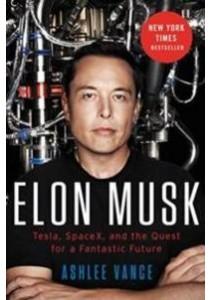 Elon Musk [9780062469670]