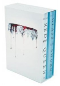 Red Queen 2-Book Box Set ( Red Queen, Glass Sword ) ( OME ) [9780062641489]
