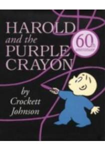 Harold and the Purple Crayon ( by Johnson, Crockett ) [9780064430227]