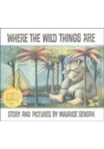 Where the Wild Things Are (50th Anniversary) ( by Sendak, Maurice ) [9780064431781]