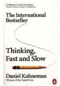 Thinking, Fast and Slow ( by Kahneman, Daniel ) [9780141033570]