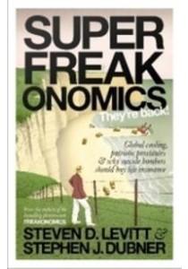 Super Freakonomics ( by Unknown ) [9780141048321]