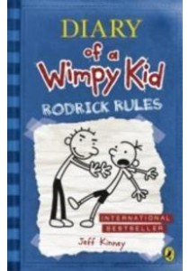 Rodrick Rules (Diary of a Wimpy Kid)  ( by Kinney, Jeff ) [9780141324913]