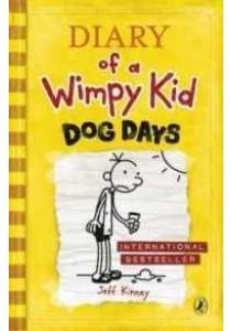Dog Days (Diary of a Wimpy Kid)  ( by Kinney, Jeff ) [9780141331973]