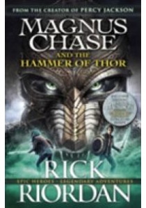 Magnus Chase and the Hammer of Thor (Book 2) - Paperback [9780141342559]