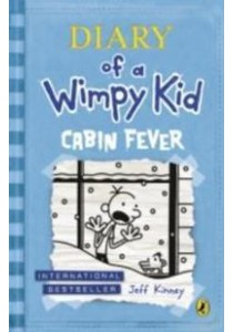 Cabin Fever (Diary of a Wimpy Kid)  ( by Kinney, Jeff ) [9780141343006]
