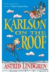 Karlson on the Roof -- Paperback ( by Lindgren, Astrid/ Ross, Tony ) [9780192727725]