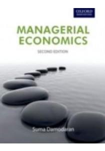 Managerial Economics (2nd) ( by Damodaran, Suma ) [9780198061113]