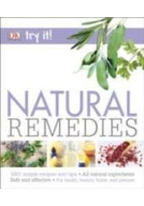 Try it! Natural Remedies (Try it!) ( by Vukovic, Laurel ) [9780241275283]