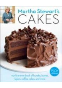 Martha Stewart's Cakes : our first-ever book of bundts, loaves, layers, coffee cakes, and more ( by Martha Stewart Living ) [9780307954343]