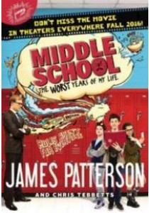 Middle School, the Worst Years of My Life [9780316276917]